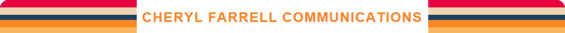 CHERYL FARRELL COMMUNICATIONS Logo